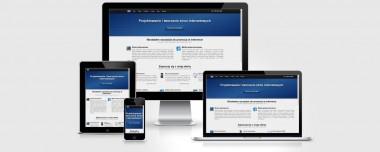 Nowoczesne witryny internetowe